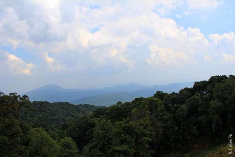 Дой Интханон Северный Таиланд