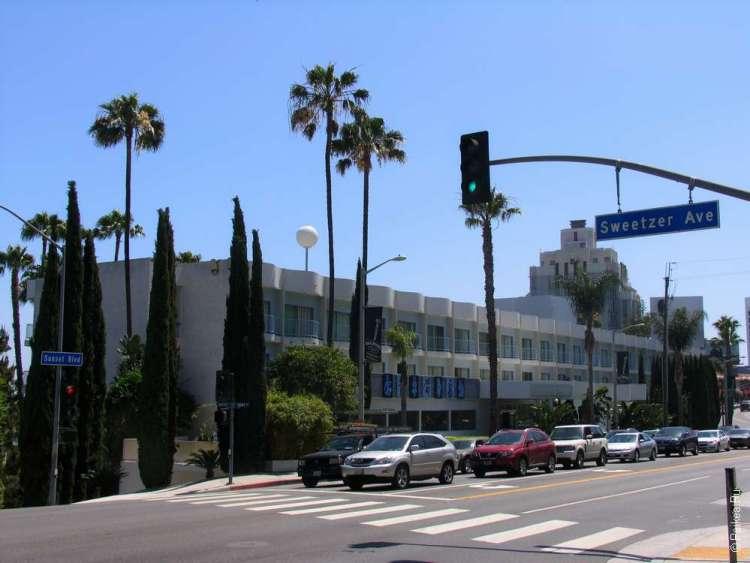 улицы лос-анджелеса это