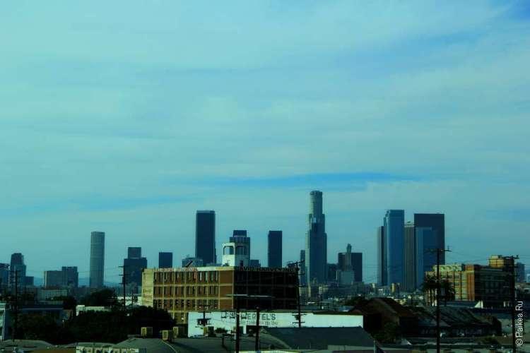 Забронировать отель в Лос-Анджелесе