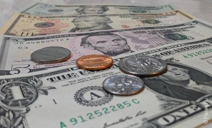 Валюта Доллар США