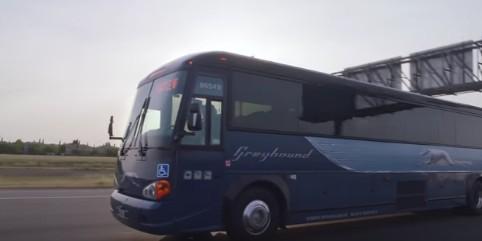 Лос-Анджелес на автобусе