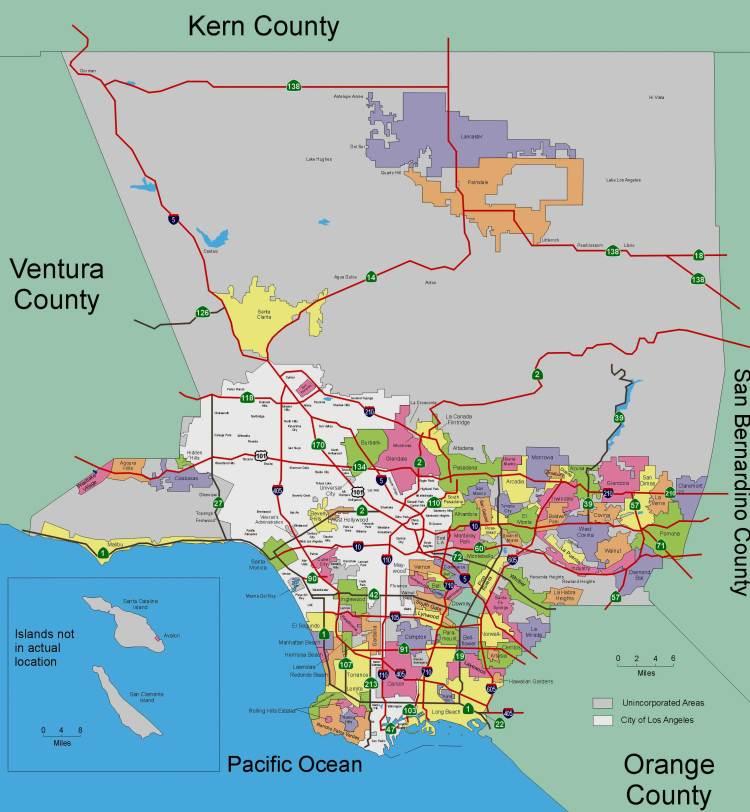 Большой Лос-Анджелес