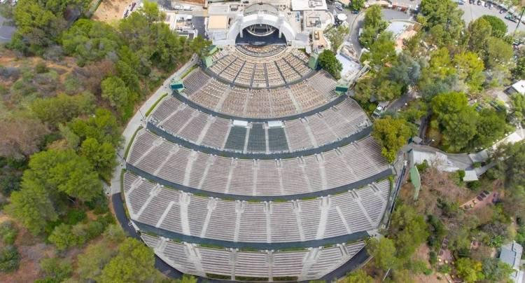 Голливуд-Боул, Лос-Анджелес, Калифорния, США