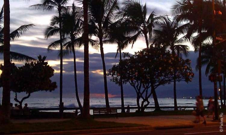 Лучшие отели на Гавайях