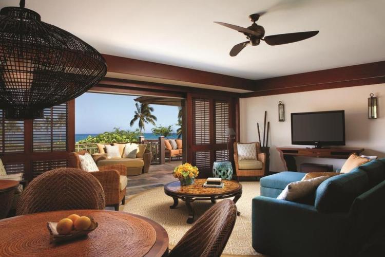 Отель Фор Сизонс на Гавайях