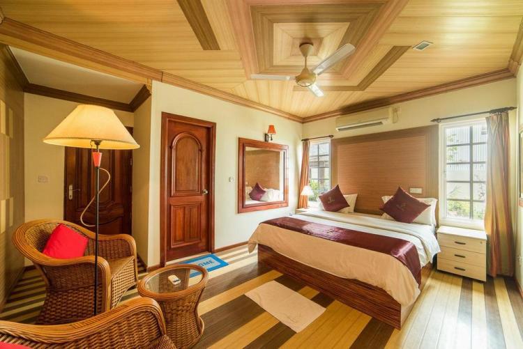 Недорогие отели на Мальдивах 04