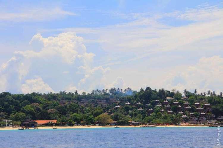 Отели на Пхи-Пхи Таиланд