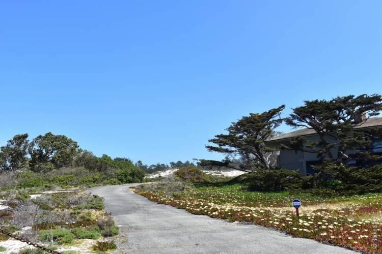 17-мильная дорога в калифорнии сша