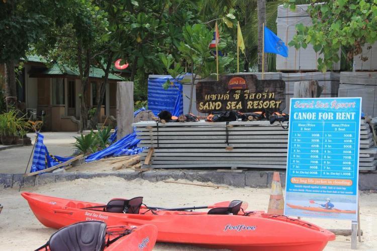 пляж рейли краби таиланд 17