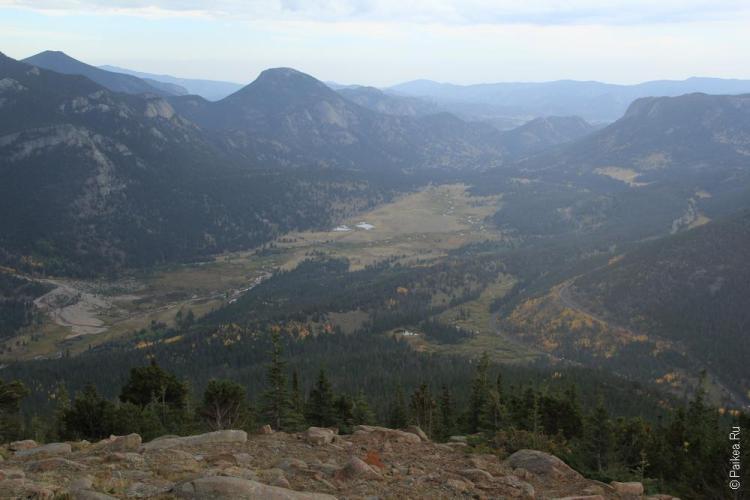 скалистые горы 34