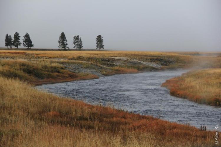 река йеллоустоун