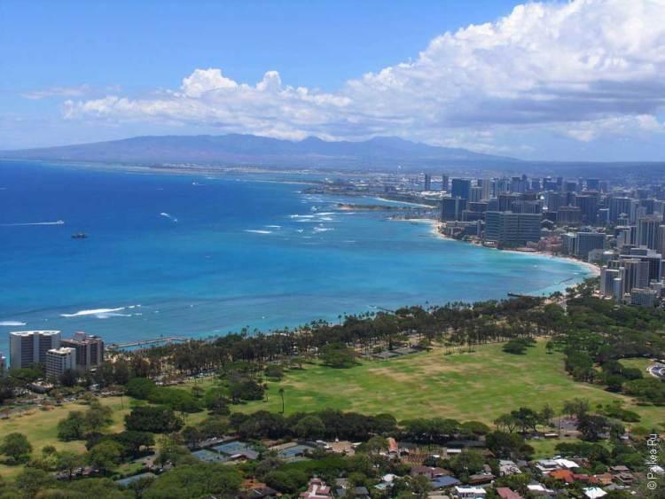Гавайи отели