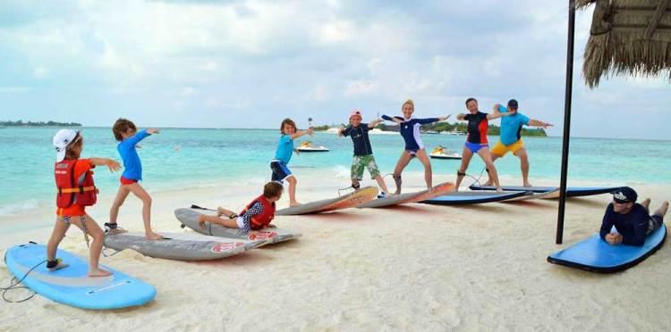 Мальдивы отели Анантара