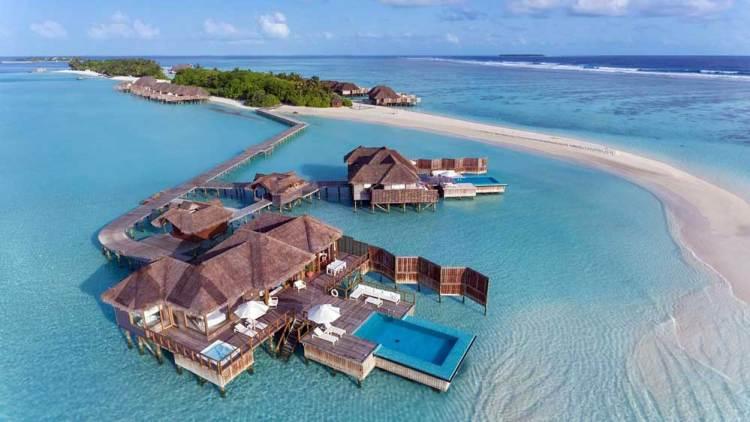 Мальдивы отели Конрад