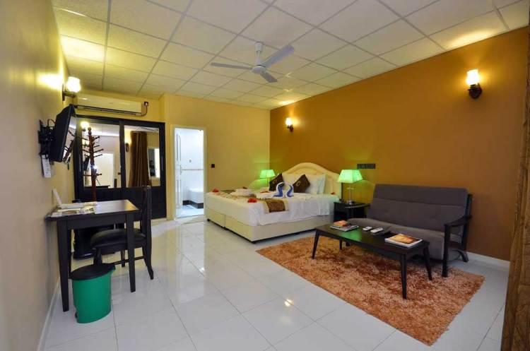 Мальдивы отели Гунбару