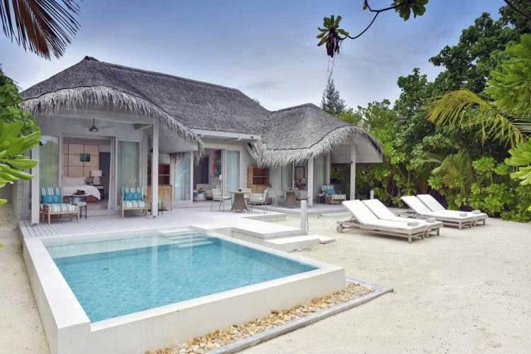 Мальдивы отели Канухура
