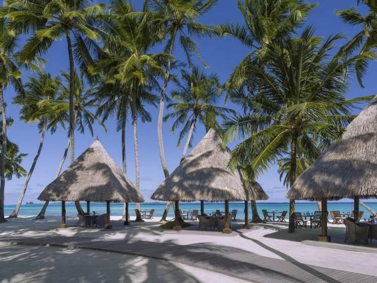 Мальдивы отели Шангри Ла