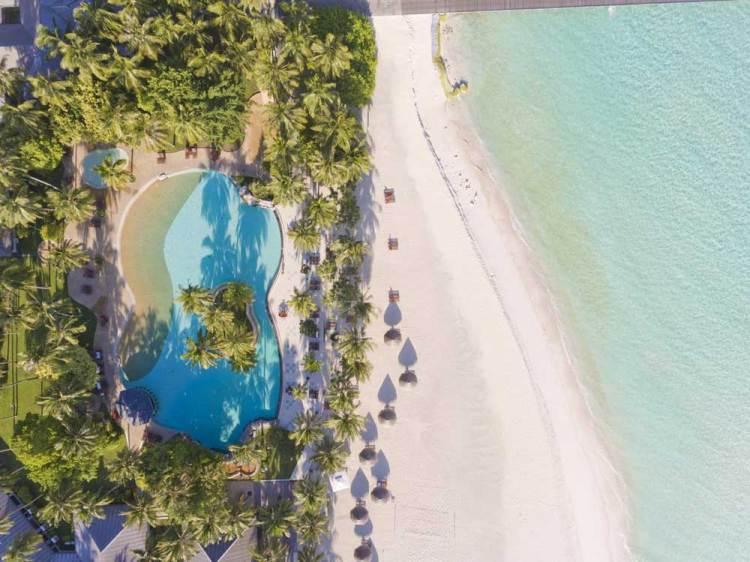 Мальдивы отели Сан Айленд
