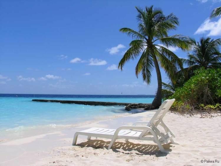 Отдых на Мальдивах 2