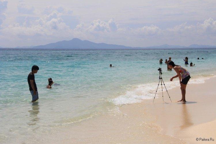 Остров Бамбу фото