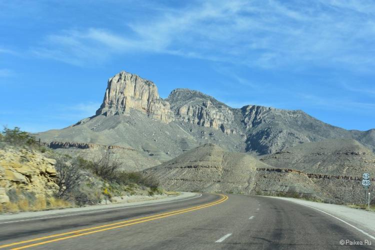 маршрут по техасу гваделупе маунтинс