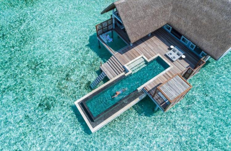 Four Seasons Мальдивы
