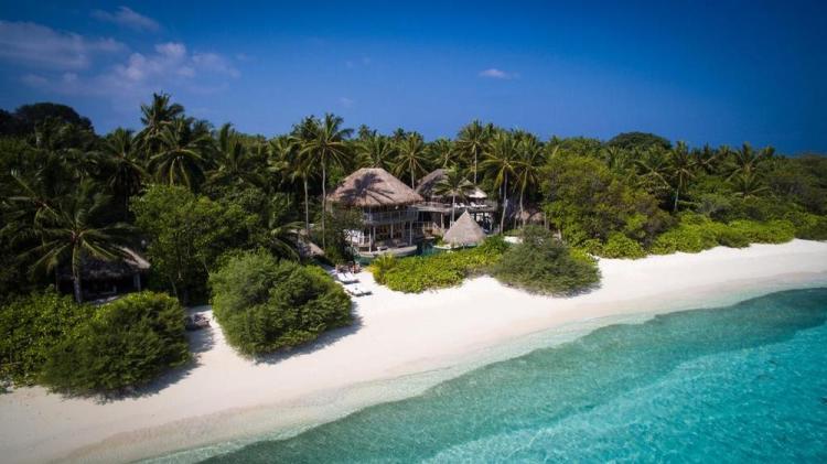 Мальдивы отель романтический отдых