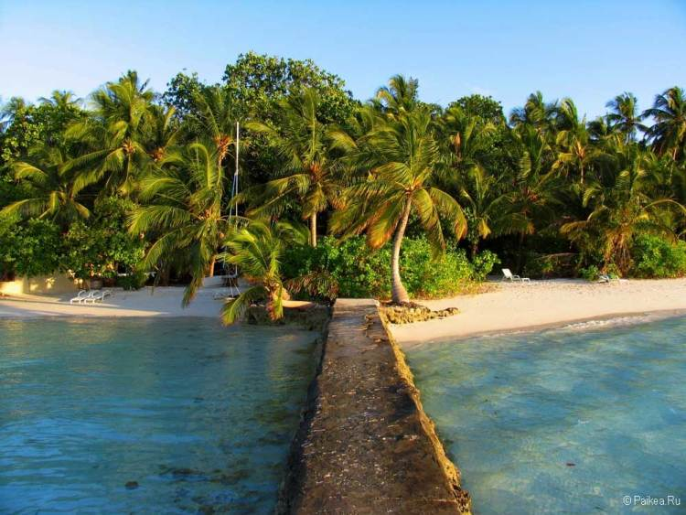 Мальдивы это