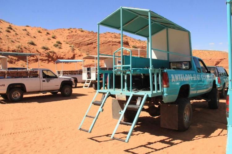 тур в каньон антилопы 29
