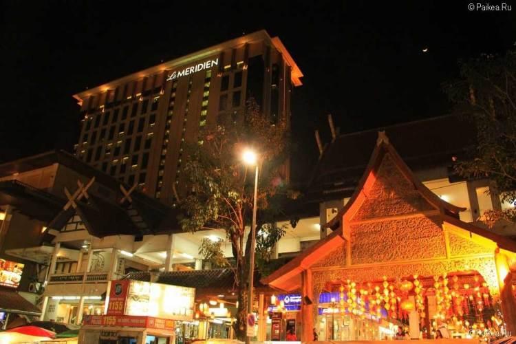 чианг май отели