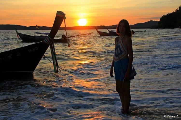 Достопримечательности Краби Таиланд