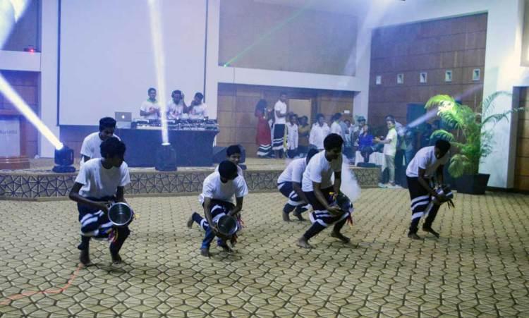 Курумба Мальдивы танцы