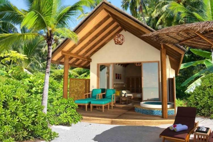 Reethi Faru Мальдивы