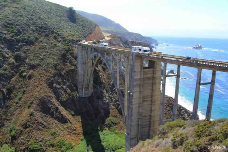 мост биксби