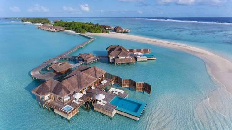 Отдых на Мальдивах в лучшем отеле
