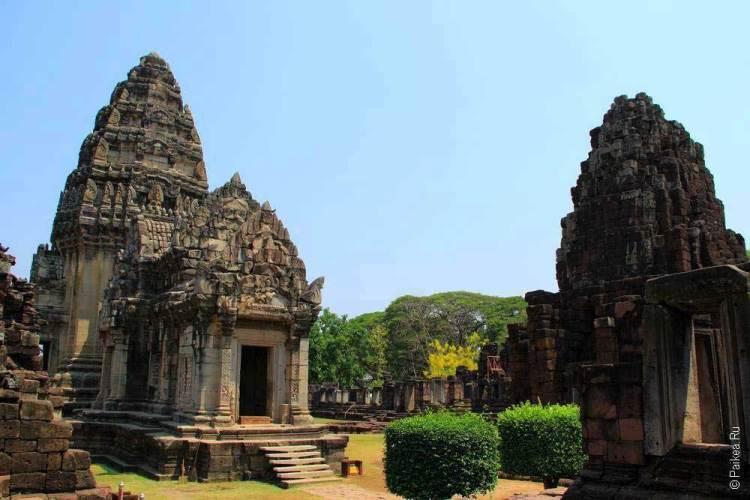таиланд достопримечательности пхимай