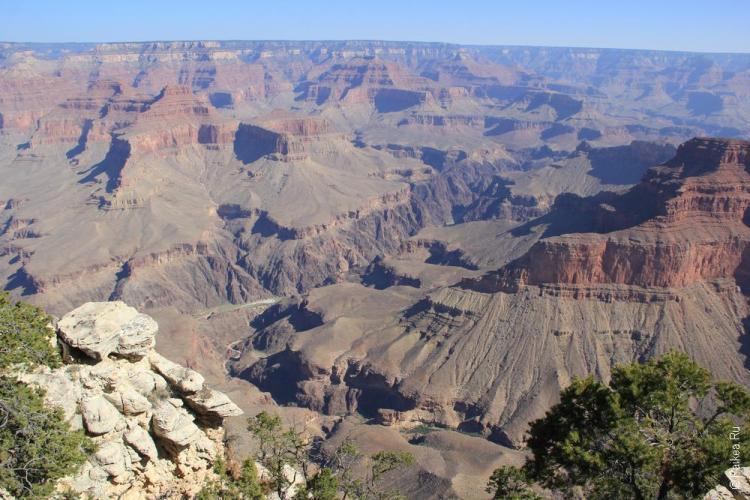 гранд каньон сша