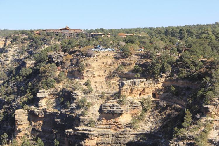 парк гранд каньон сша