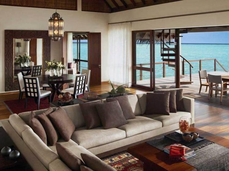 Мальдивы отель Фор Сизонс