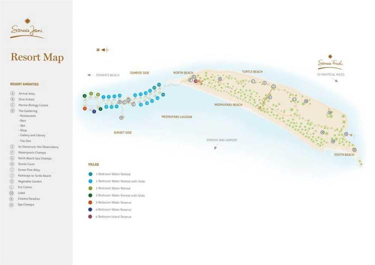 Мальдивы отель Сонева Джани