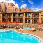 Отель рядом с парком Зайон - Best Western Plus Zion