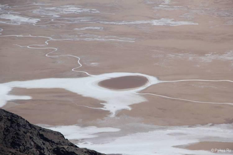 долина смерти национальный парк