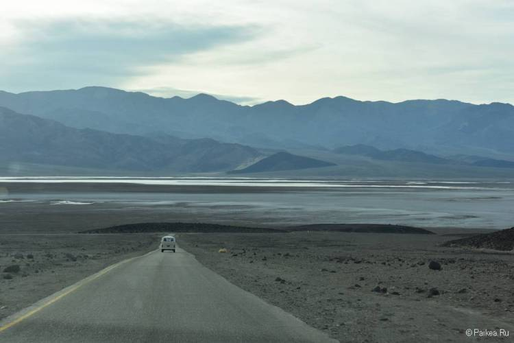 долина смерти death valley