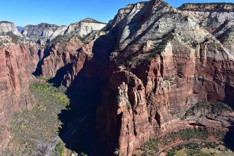 зайон каньон