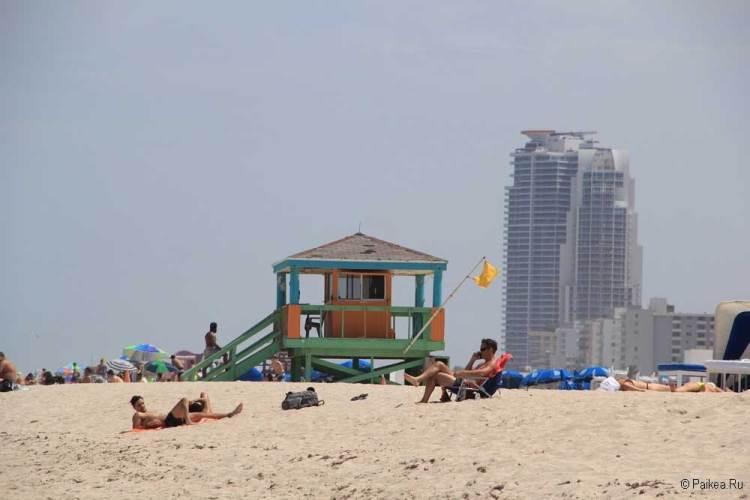 Пляжи Майами Ламмас