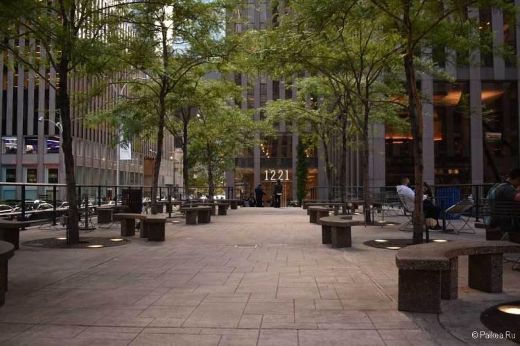 Достопримечательности Нью-Йорка что посмотреть Рокфеллер Центр