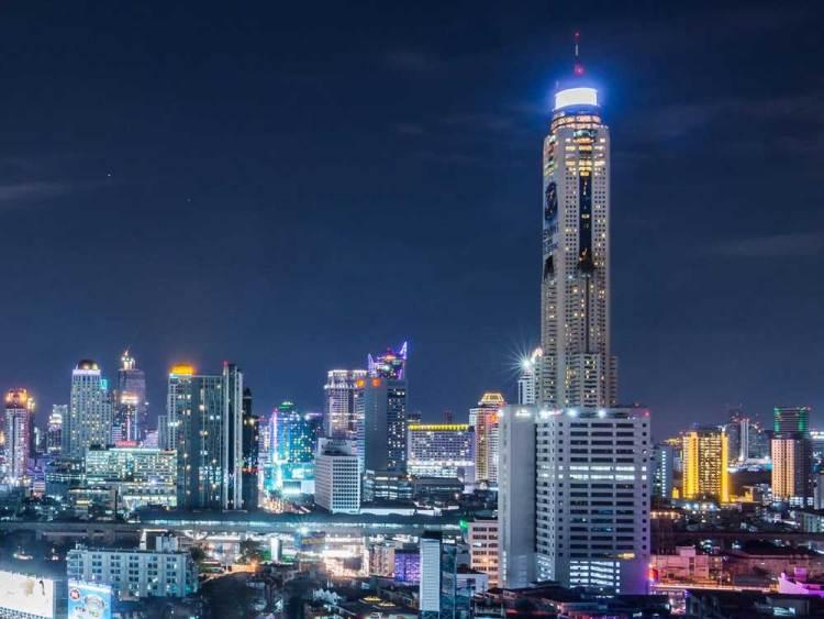 Отели Бангкока Байок скай