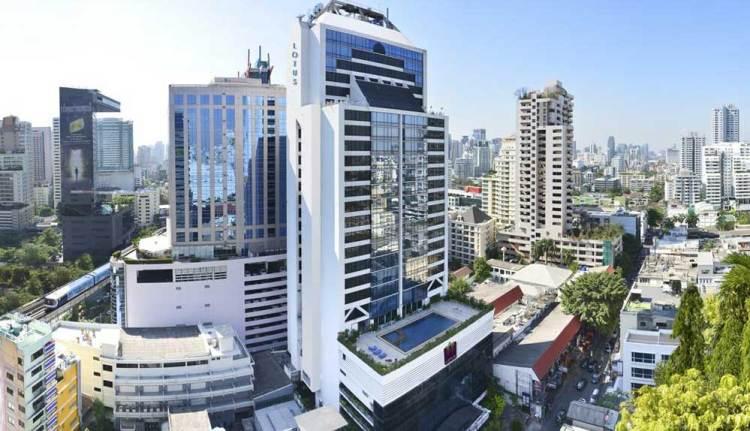 Отели Бангкока Лотус