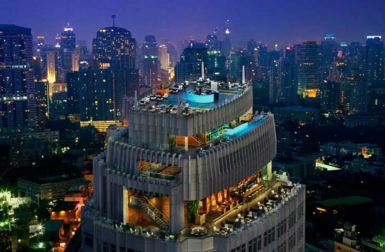 Отели Бангкока Марриотт