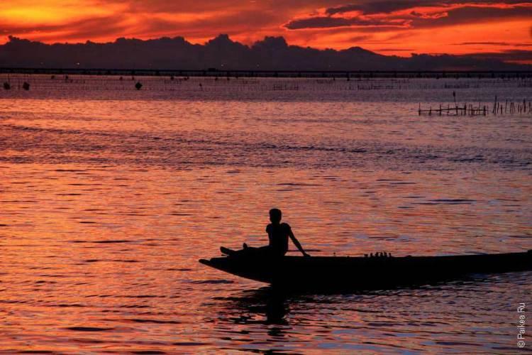 медовый месяц романтический отдых на море